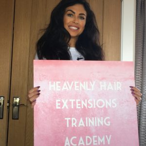 Heavenly Hair Extensions Training Academy